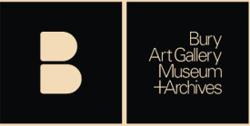 Bury Art Gallery Museum + Archives Logo